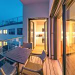 Getreidemarkt 10 Apartments, Vienna