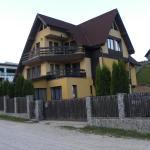 Vila Uniqato, Buşteni