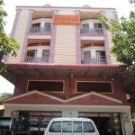 D.T Pisey Guesthouse,  Banlung