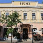 Fiume Hotel,  Békéscsaba