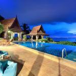 Villa Thai Teak - Panoramic Sea & Sunset Views,  Nathon