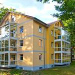Ostseepark Waterfront Karavelle Wohnung 3.5, Bansin