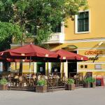 Corner Hotel & Kávéház, Dunaújváros