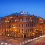 Radisson Royal Hotel, Saint Petersburg