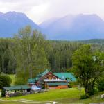 Blaeberry Mountain Lodge,  Golden