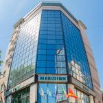 Hotel Meridian,  Chelyabinsk