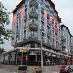 Alev Palace Otel, Arsuz