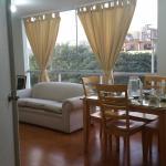 Departamento Temporal Amueblado-Casa Triangulo,  Lima