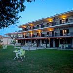 Apollo Apartments & Studios, Áfitos