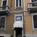 Hotel Tirreno, Milan