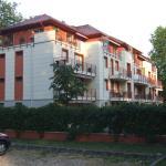 Villa Palazzo Apartments, Siófok