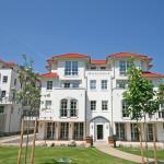 Haus Meeresblick - Ferienwohnung Strandoase & Strandperle, Baabe