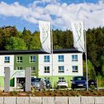 Hotel Eyberg,  Dahn