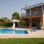Villa Simeoni,  Lefkada Town