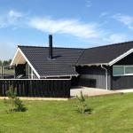 Four-Bedroom Holiday Home Klitageren with a Sauna 01, Hirtshals