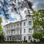 Hotel Merkur, Binz