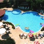 Olymp Hotel, Sunny Beach