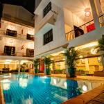 VILLA Silk Road Hotel, Phnom Penh