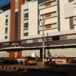 Hotel Diamonds Pearl,  Visakhapatnam