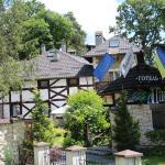 Eco Grill Hotel Restaurant AQUARIUS,  Lviv
