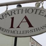 Hotel Pictures: APARTHOTEL 1A, Zwickau