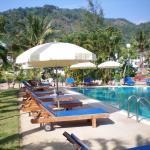 Patong Palace Hotel,  Patong Beach