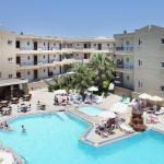 Sea Melody Beach Hotel Apartments, Ialyssos