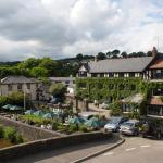 Exmoor White Horse Inn,  Exford