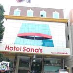 Hotel Sona's,  Tiruchchirāppalli
