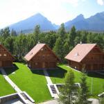 Luxusny Zrub Tatry, Tatranská Lomnica