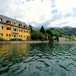 Hotellikuvia: Hotel See-Villa, Millstatt