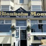 The Blenheim Mount Hotel, Blackpool
