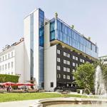 25hours Hotel beim MuseumsQuartier, Vienna
