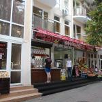 Hotel Aquamarine, Lazarevskoye