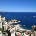 Overlooking Monte Carlo (Marto), La Turbie