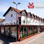 Pensjonat Kotwica, Międzywodzie
