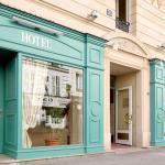 Hotel Delambre, Paris