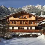 Wellnessappartements Margit, Alpbach