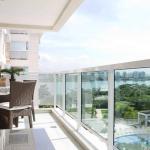 Lake View Apartment, Rio de Janeiro