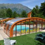 A La Rencontre Du Soleil - Camping,  Le Bourg-d'Oisans
