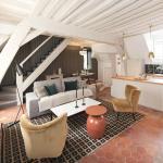Pick a Flat - Les appartements du Forgeron / Ile Saint-Louis,  Paris