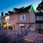 Hotel Pictures: Le Relais de Farrou, Villefranche-de-Rouergue