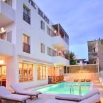 Erato Hotel,  Agia Marina Aegina