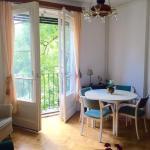 Nina's Apartment,  Budapest