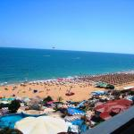 Sea View Rental Front Beach, Golden Sands
