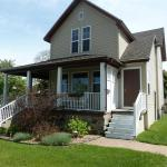 The Chattel Flat, Duplex at Saint Ignace, Saint Ignace