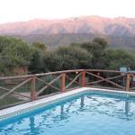 ホテル写真: Cabañas Intihanan, Villa Las Rosas