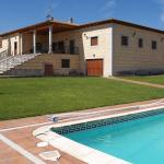 Chalet Rocal, Ledesma