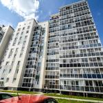 Apartment Na Stroiteley, Khanty-Mansiysk