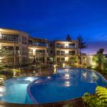 The Reef Beachfront Apartments, Mount Maunganui